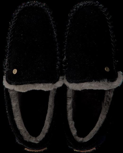 Zwarte WARMBAT Pantoffels MALMO  - large