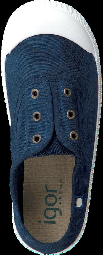 Blauwe IGOR Sneakers BERRI  - larger