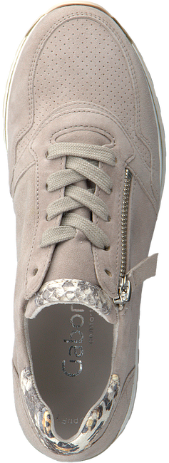 Beige GABOR Sneakers 528  - large