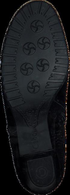 Zwarte GABOR Enkellaarsjes 593 - large