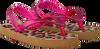Roze VINGINO Slippers NICCI INFANTS  - small