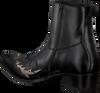 Zwarte SENDRA Cowboylaarzen 12185P  - small