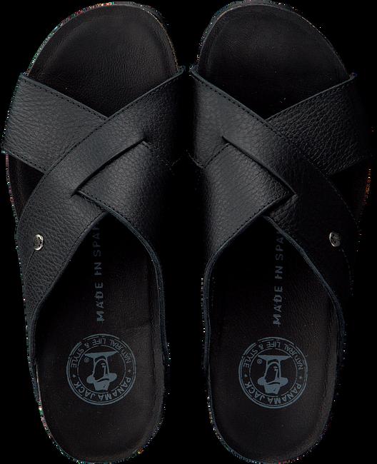 Zwarte PANAMA JACK Slippers SALMAN C4 - large