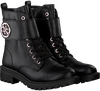 Zwarte GUESS Veterboots HEATHIRA  - small
