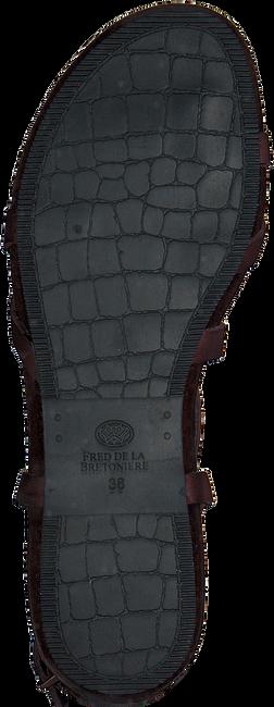 Bruine FRED DE LA BRETONIERE Sandalen 170010026  - large