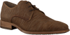 Bruine BRAEND Nette schoenen 16086  - small