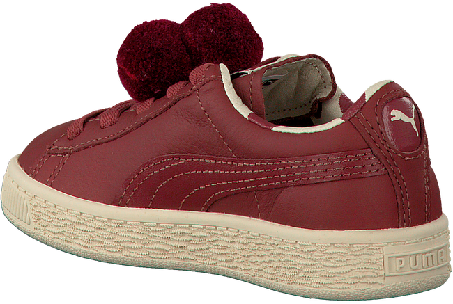 Rode PUMA Sneakers PUMA X TC BASKET POMPOM  - large