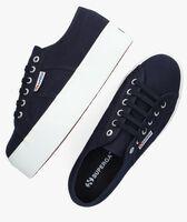 Blauwe SUPERGA Lage sneakers 2790 COTW LINE UP AND DOWN  - medium