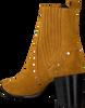 Gele BRONX Enkellaarsjes 33999 - small