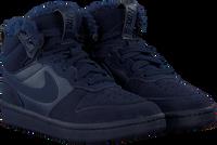 Blauwe NIKE Hoge sneaker COURT BOROUGH MID KIDS  - medium