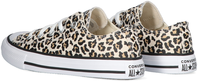 Beige CONVERSE Sneakers CHUCK TAYLOR ALL STAR OX KIDS  - large