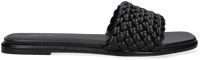 Zwarte MICHAEL KORS Slippers AMELIA FLAT SANDAL  - medium