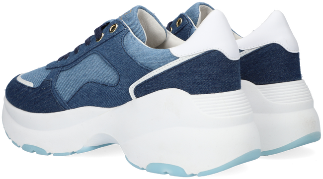 Blauwe CYCLEUR DE LUXE Lage sneakers MILA  - large