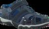 Blauwe TIMBERLAND Sandalen PARK HOPPER L/F FISHERMAN KIDS  - small