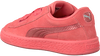 Roze PUMA Sneakers SUEDE HEART SNK PS  - small