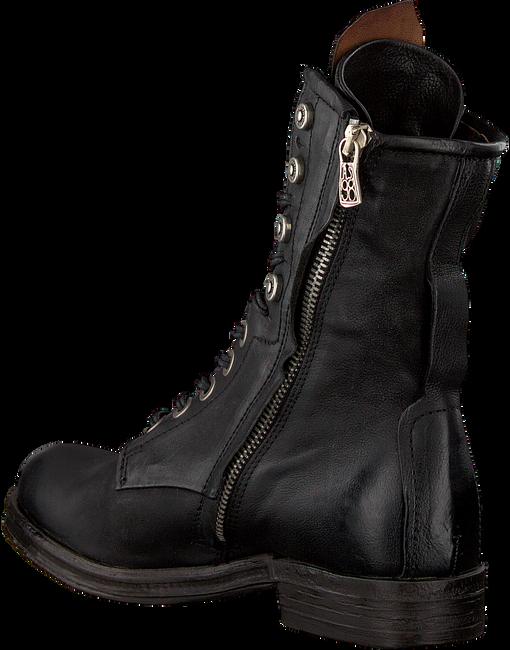 Zwarte A.S.98 Biker boots 207245 101 6002 SOLE VERTI - large