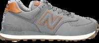 Grijze NEW BALANCE Sneakers 738041-60  - medium