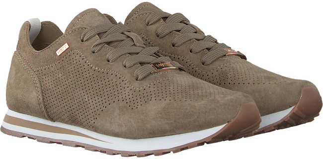 Taupe MEXX Lage sneakers CIRSTEN  - large