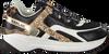 Zwarte REPLAY Sneakers KUMI  - small