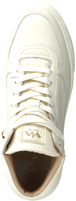 Witte VIA VAI Lage sneakers JUNO LEE - large