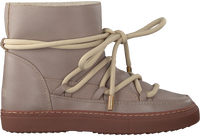 Beige INUIKII Enkelboots FULL  - medium