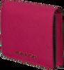 Roze MICHAEL KORS Portemonnee FLAP CARD HOLDER - small