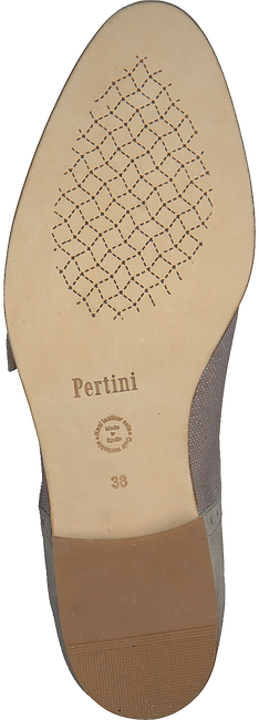 Beige PERTINI Instappers 14004  - large