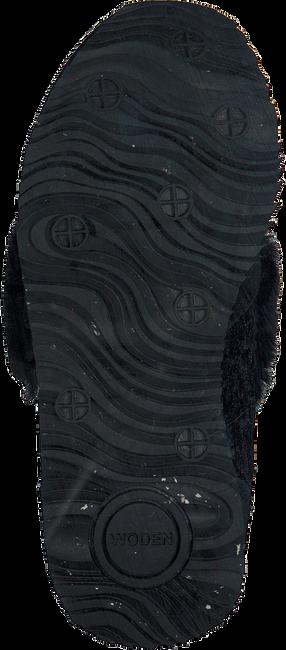 Zwarte WODEN Sneakers NESSA GLITTER - large
