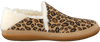 Beige TOMS Pantoffels INDIA  - small