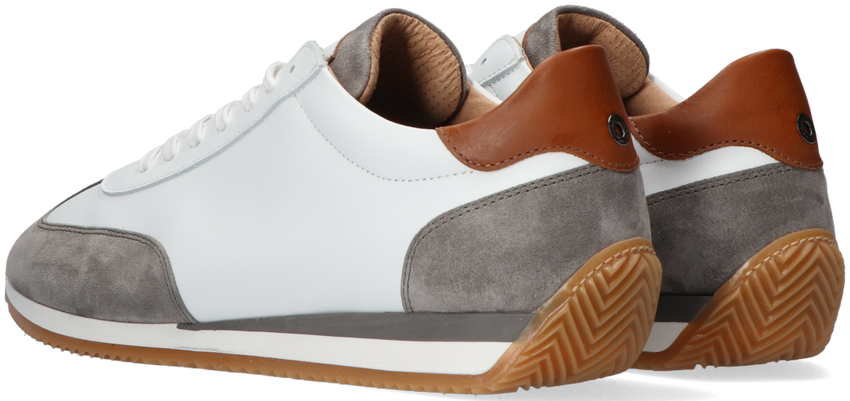 Witte GIORGIO Lage sneakers 99209  - larger