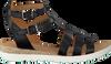 Zwarte GABOR Sandalen 744 - small