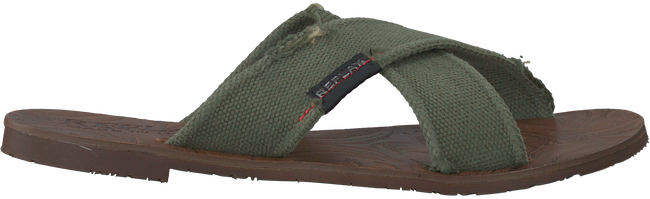 Groene REPLAY Slippers BALTIC  - large