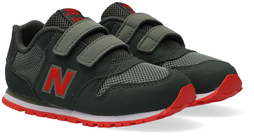 Groene NEW BALANCE Lage sneakers IV500/YV500  - larger