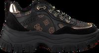 Zwarte GUESS Lage sneakers BARTY  - medium