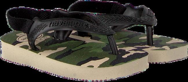 Groene HAVAIANAS Slippers BABY CHIC II  - large