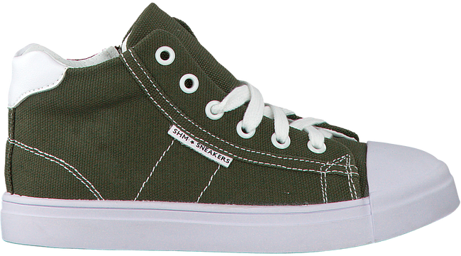 Groene SHOESME Sneakers SH8S020  - large
