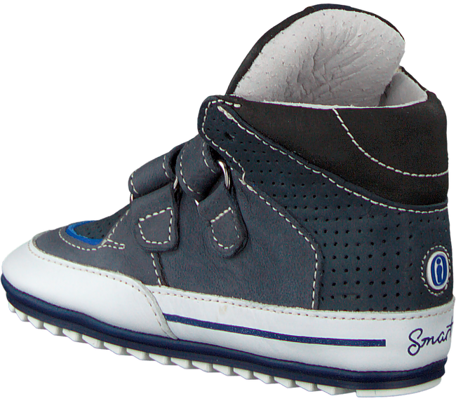 Blauwe SHOESME Babyschoenen BP8W012 - large