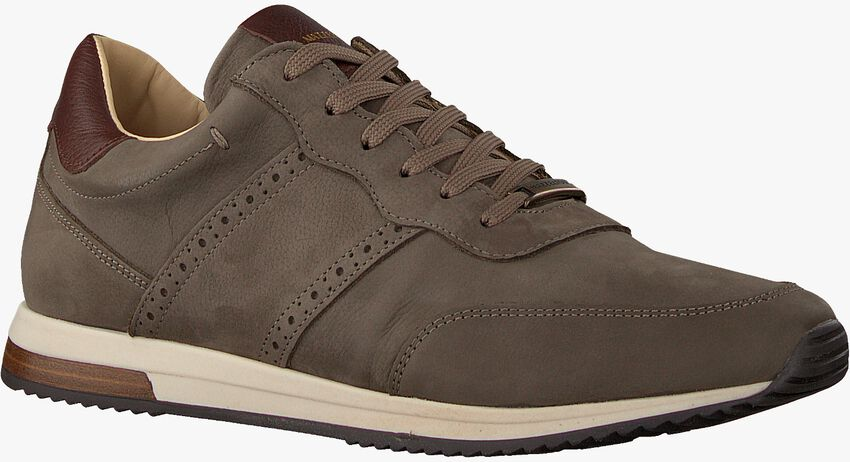 Taupe MAZZELTOV Lage sneakers 20-9928  - larger