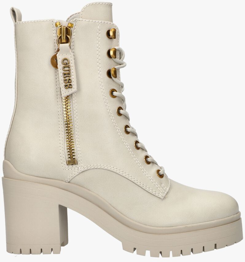 Witte GUESS Veterboots CABRA  - larger