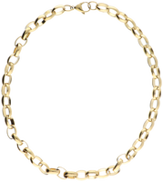 Gouden NOTRE-V Ketting KETTING SCHAKEL #3