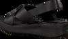 Zwarte TIMBERLAND Sandalen LOS ANGELES WIND SLI - small