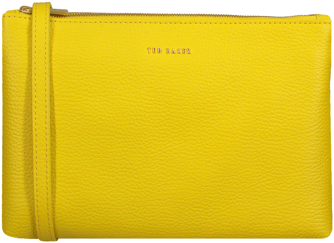 Gele TED BAKER Clutch COTTII  - large