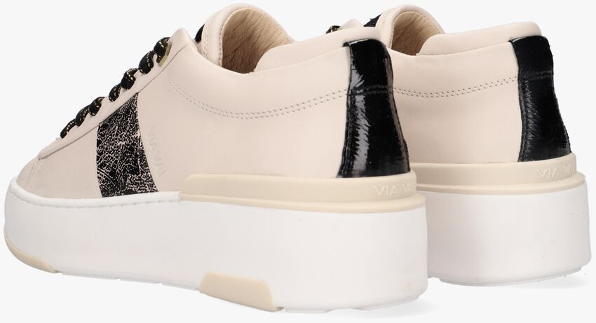 Witte VIA VAI Lage sneakers JESSY  - larger
