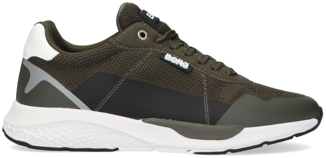 Groene BJORN BORG Lage sneakers R1200 LMN M  - large