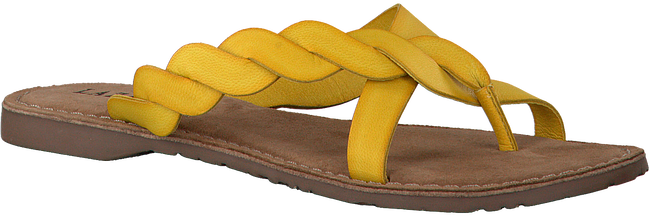 Gele LAZAMANI Slippers 75.283  - large