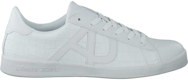 Witte ARMANI JEANS Sneakers 935565  - large