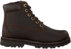 Bruine TIMBERLAND Veterboots COURMA KID TRADITIONAL 6  - small