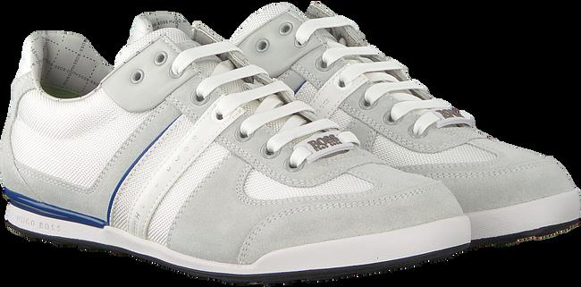 Witte BOSS Sneakers AKEEN  - large