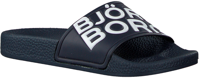 Blauwe BJORN BORG Slippers CRUZ  - large