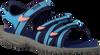 Blauwe TEVA Sandalen 1019395 TIRRA  - small